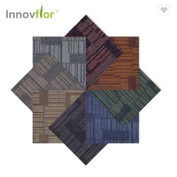 Cheap Price Commercial Nylon Square Floor 5050 Office Carpet Tiles
