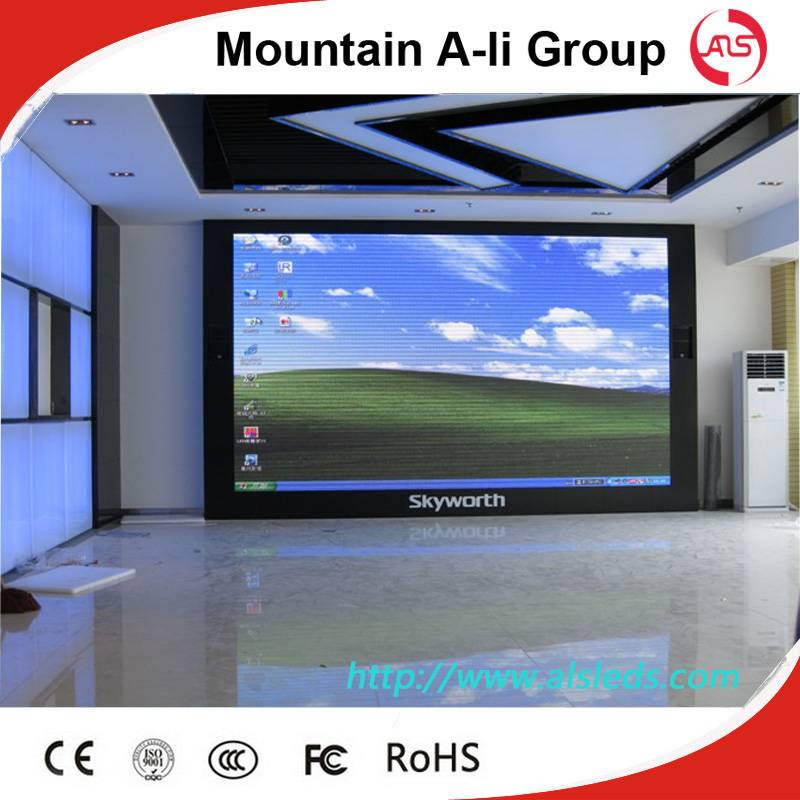 P6 Indoor LED Display Panel LED Screen for stadium/advertising