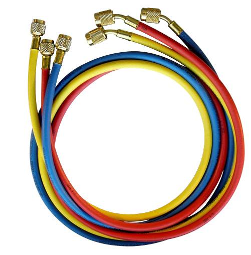 Refrigeration Parts Charing hoses Charging Meter R410A