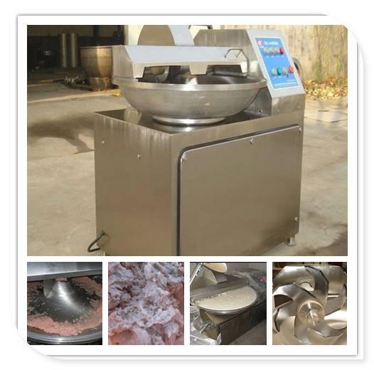 Large Capacity Meat Chopper Mixing Machine