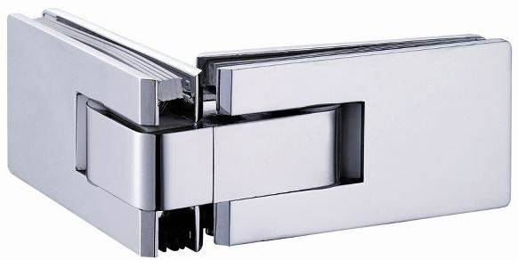 brass shower hinge RB-506,for 90 degree glass to glass