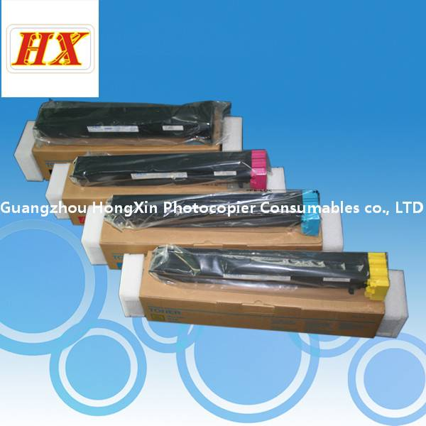 Color Toner Cartridge for Konica Minolta TN613