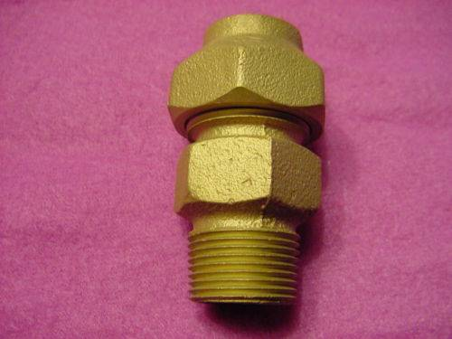 Brass Flare Coulper