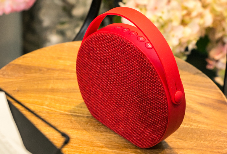 OKA beats pill portable bluetooth speaker