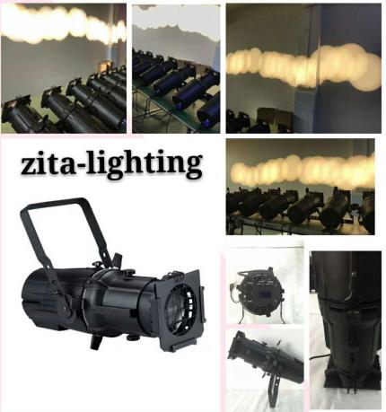 150W LED Pro spot ellipsoidal leko light