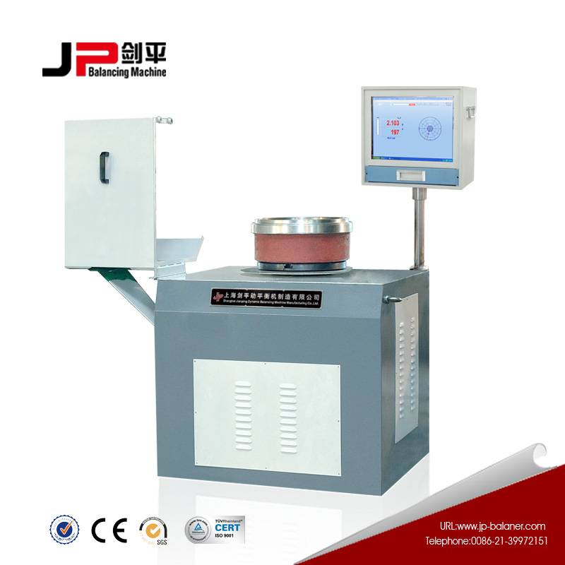 The best worn brake disc dynamic balancing machine from China