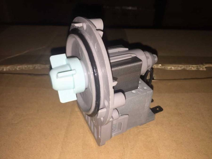 LG  washing drain pump
