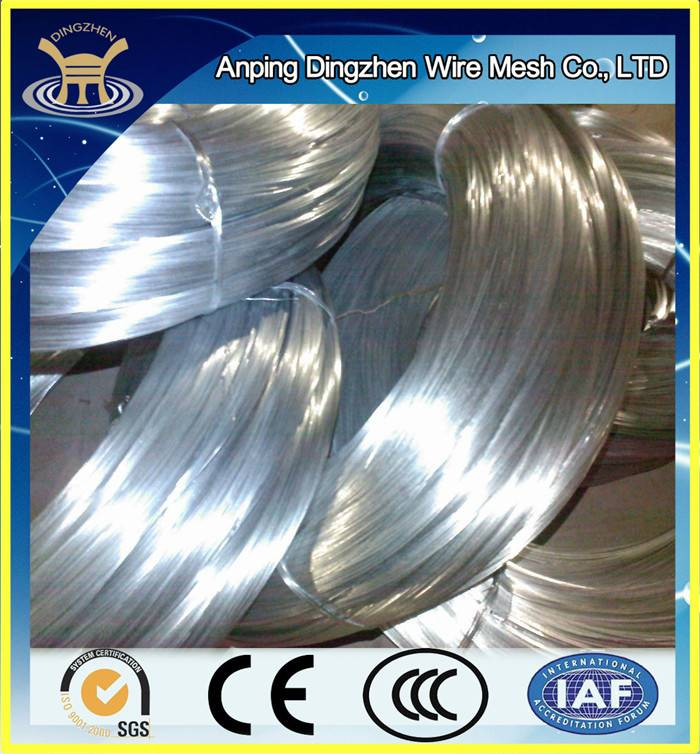 Low Price Electro Galvanized Iron Wire For Sale / High Quality Electro Galvanized Iron Wire Price