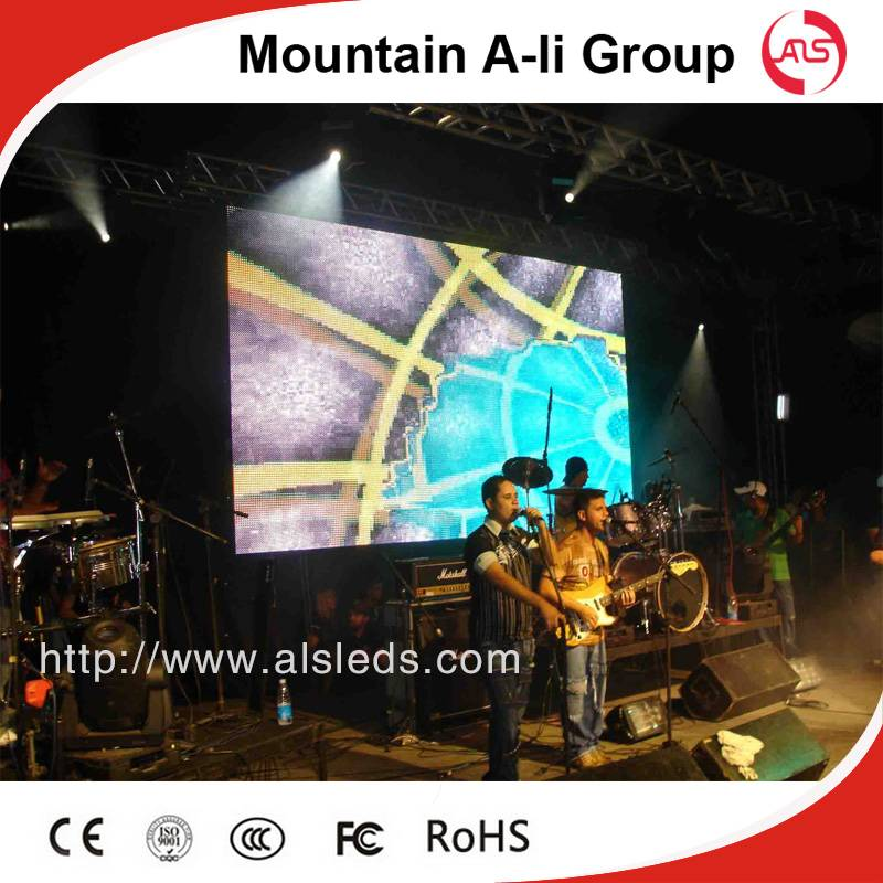 High Definition P2.5 LED Display Screen for Performance