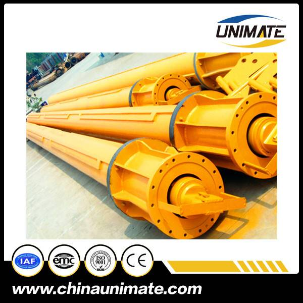 1 Year Warrenty Unimate manufacturer rotary drill rig friction kelly bar frictional kelly bar interl