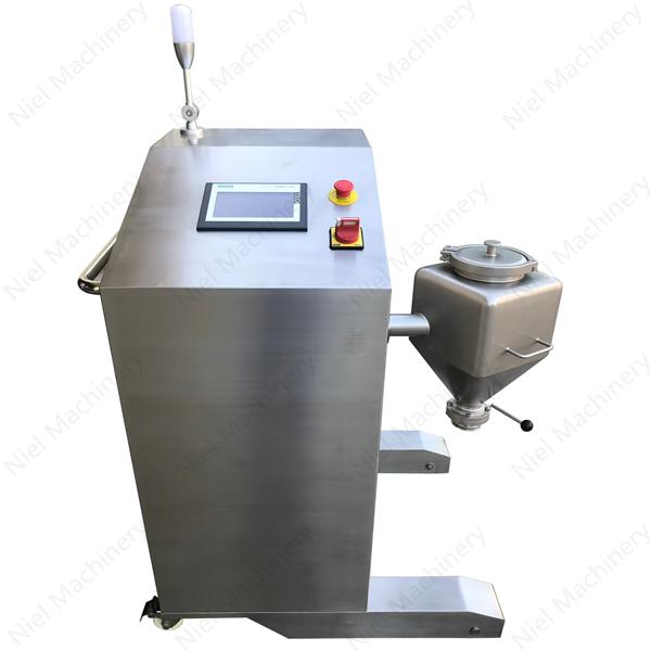 NIEL MACHINERY laboratory mixer machine customization