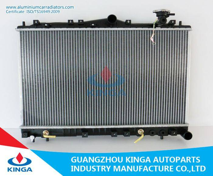 25310-33351/33371 Auto Cooling Aluminum Radiator for Hyundai Sonata 1991-95 at Dpi 1286