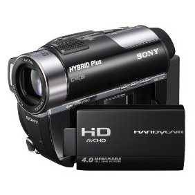 Sony HDR-UX20 4MP DVD Hybrid Plus High Definition Handycam Camcorder with 8GB Flash Memory & 15x Opt