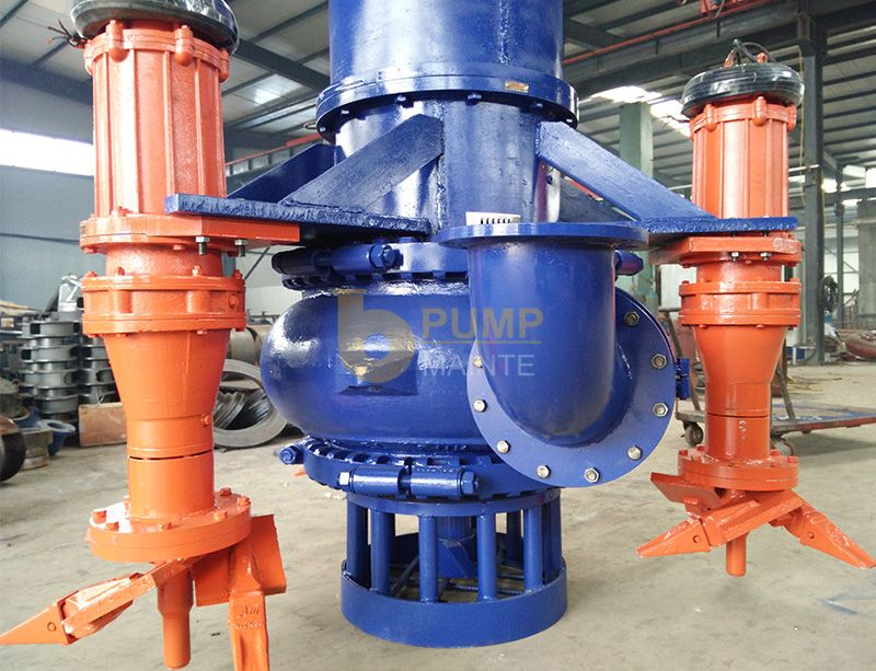 Wide range of performance Submersible Slurry Pump