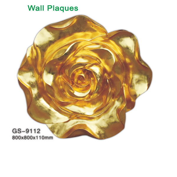 Rose shape ceiling decoration moulding