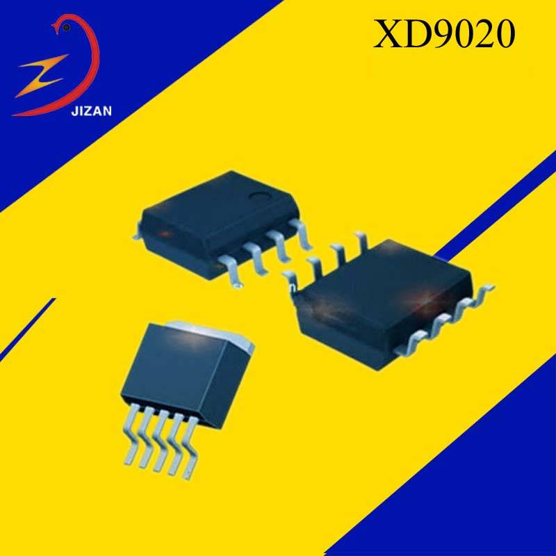 XD9020 fast charging chip with QC2.0