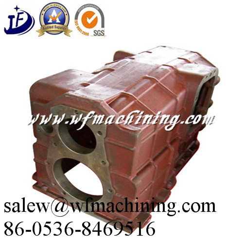 China Metal Products Iron Casting Foundry Cast Parts in Iron