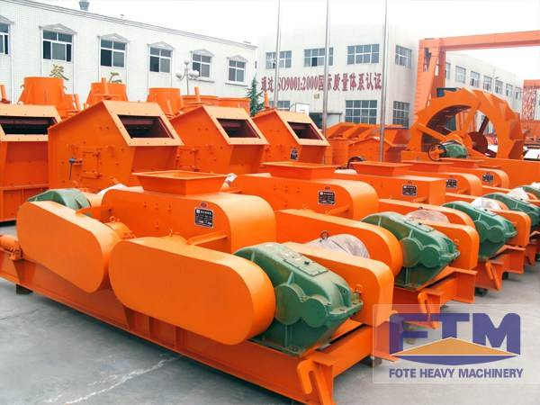 Roller Crusher/Hot Selling Roller Crusher