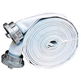 rubber fire hose
