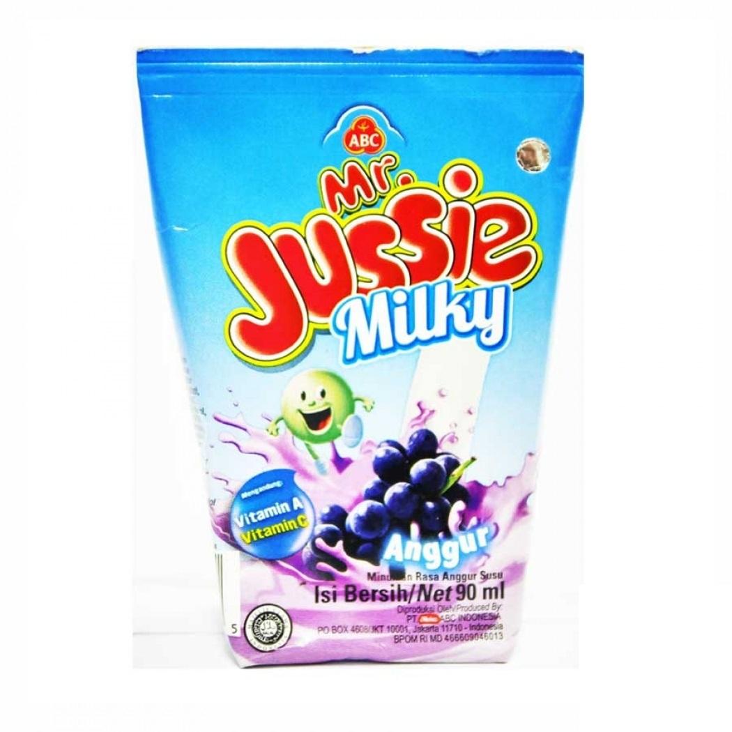 ABC Mr. Jussie Milky 90ml