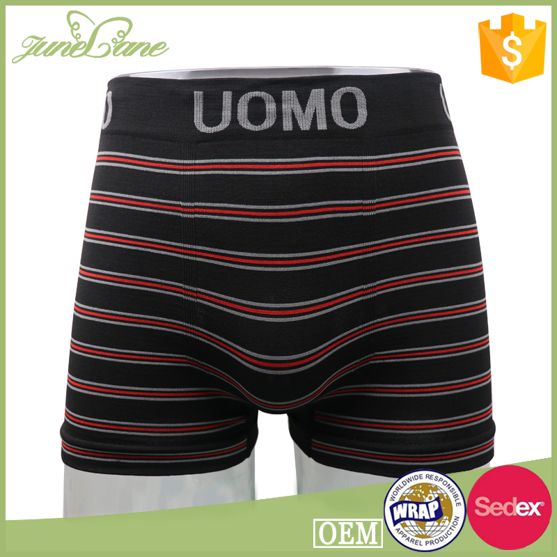 New arrivals plus size fashion shorts free sample sexy men underwear