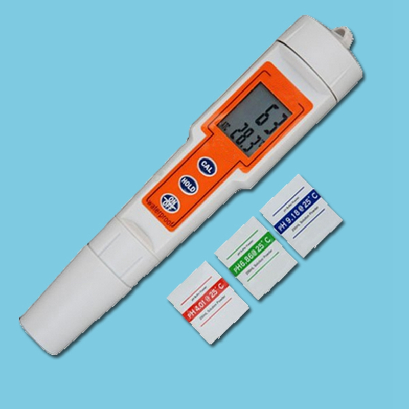 swimming pool pocket ph meter