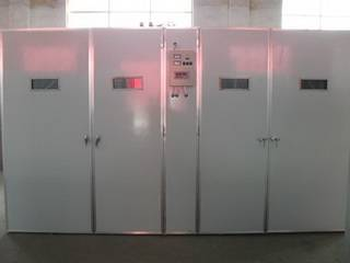 Largest machine of Egg Incubator And Hatcher 19800 Chicken Eggs
