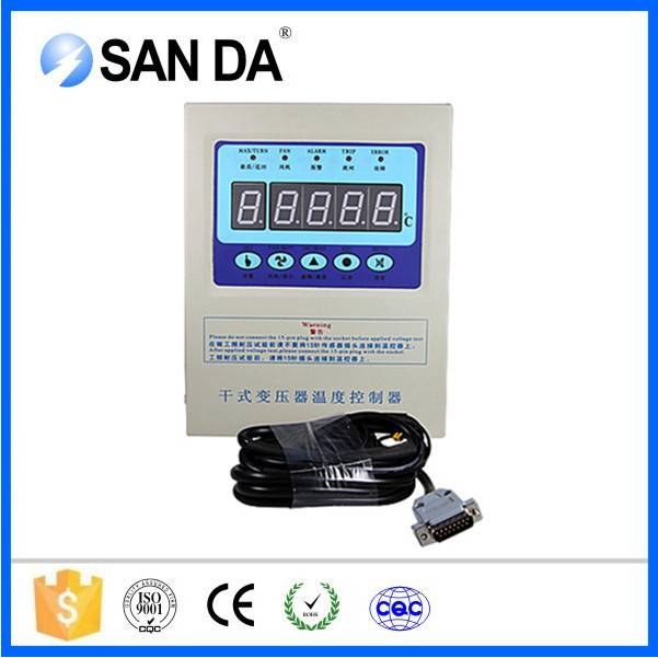 Dry type transformer temperature controller