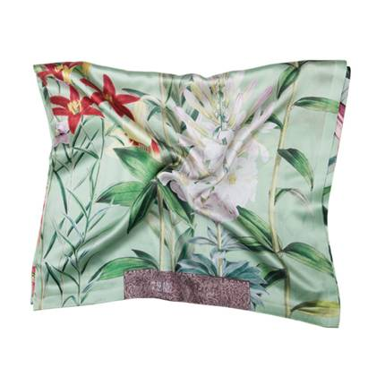 100% Silk Scarf Wholesale/OEM/ODM Service Derict from Chinese Silk Scarf Factory