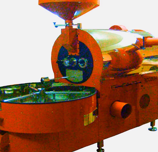 90 kg COMMERCIAL COFFEE ROASTER