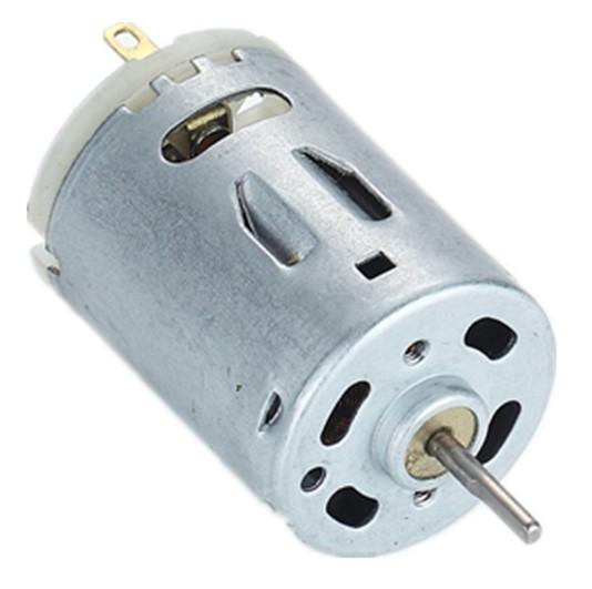 Micro dc motor 3v 6v 12v 10000rpm 28mm RS-380 385 for massager and hair dryer