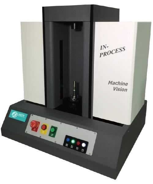 Telecentric image measuring instrument