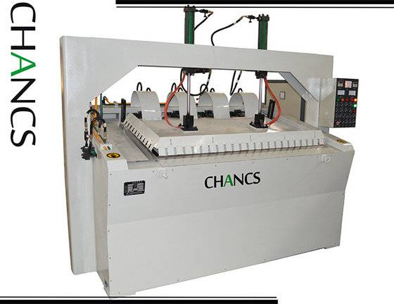 High Frequency Mini Hot Press---CHANCS MACHINE