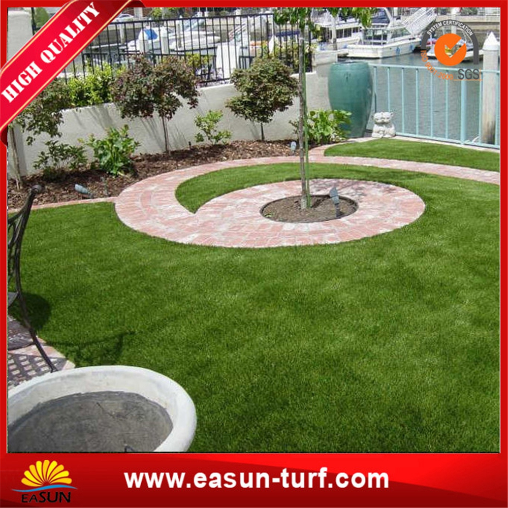 Eco-friendly fake turf mat decoration and artificial lawn mat- ML