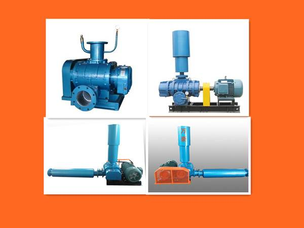 Industrial use roots blower