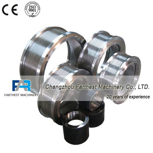 Stainless Steel Pellet Mill Die, Feed Machinery Spare Parts