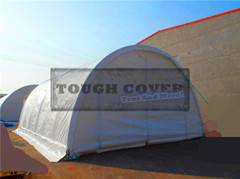 6m(20') Round Tent, Fabric Structure
