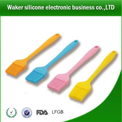 100% food grade silicone oil brush