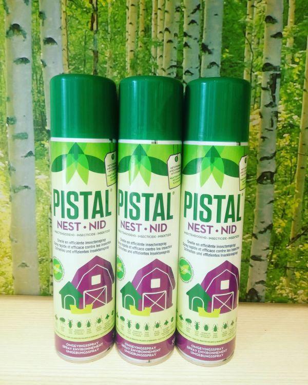 Pistal Nid Spray Naturel contre les Insectes 300 ml