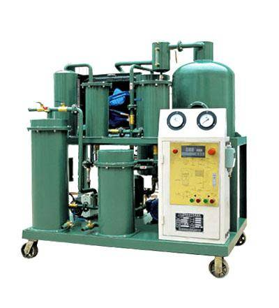 Hydraulic Oil Purifying Plant, Lube Oil Filtration Machine