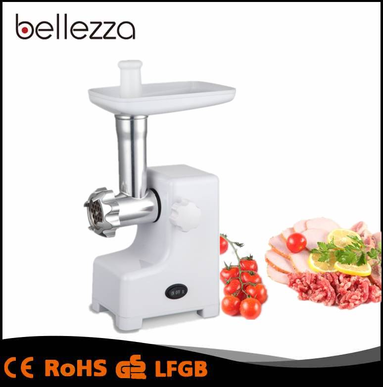 2016 NEW electric household meat grinder with big mator