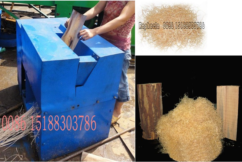wood wool cutting machine