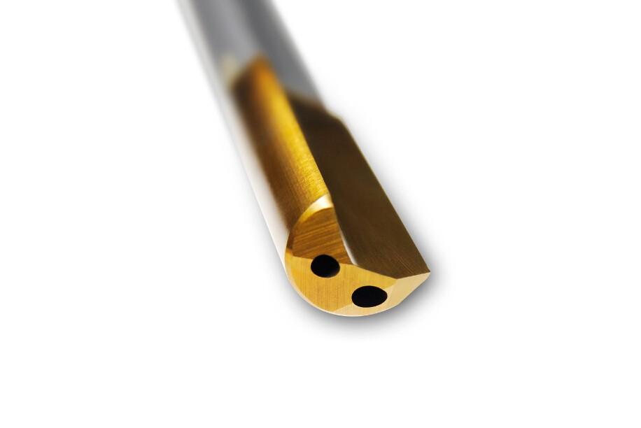 coating gun drill