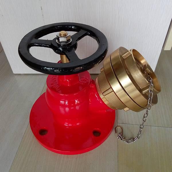 "2.5"" brass fire hydrant landing valve"
