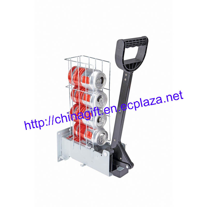 Multi-Load Can Crusher