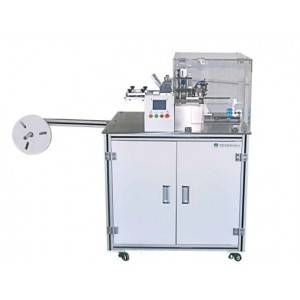 Full Automatic PV Ribbon Cutting & Bending Machine (L Shape)
