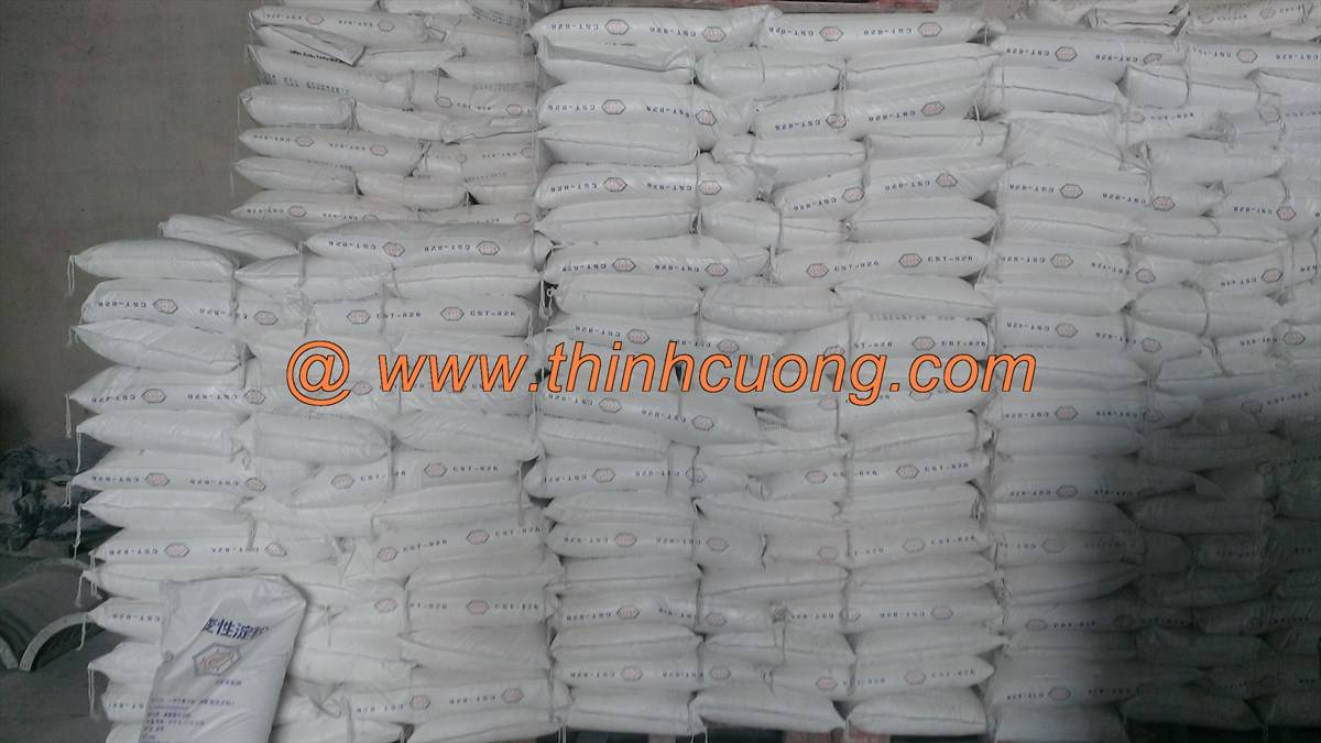 Modified Tapioca Starch Food Grade