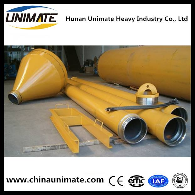 Factory Tremie pipe in construction tremie pipe for concrete pipe tremie pipe for foundation drillin