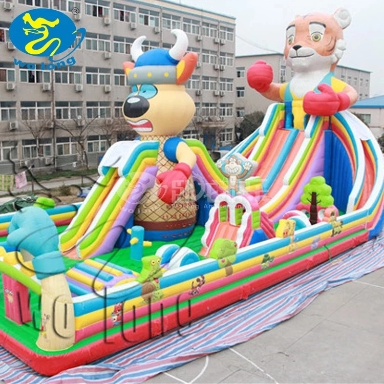 Hot sale Professional outdoor playground slide