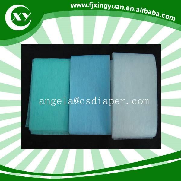 Elastic Waistband Nonwoven for diaper making